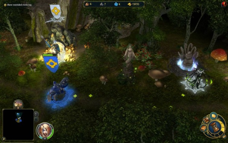 Screenshot 2 - Might & Magic: Heroes VI - Pirates of the Savage Sea