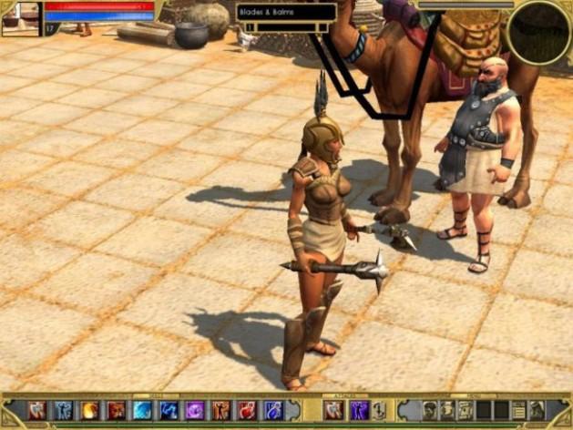 Screenshot 3 - Titan Quest