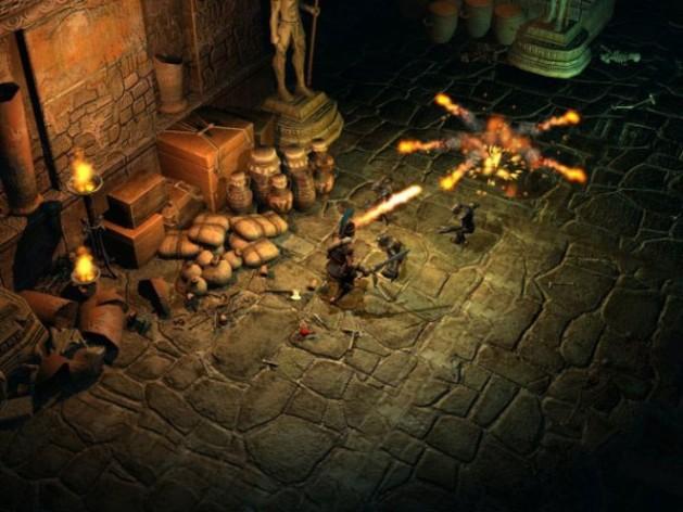 Screenshot 1 - Titan Quest