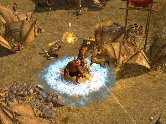 Screenshot 2 - Titan Quest