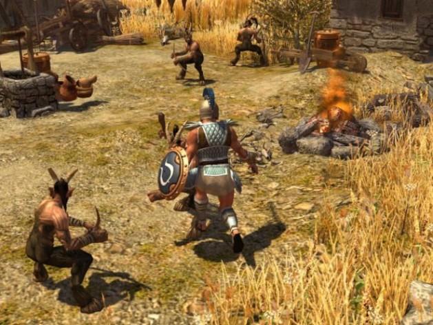 Screenshot 8 - Titan Quest
