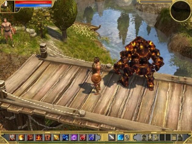 Screenshot 4 - Titan Quest