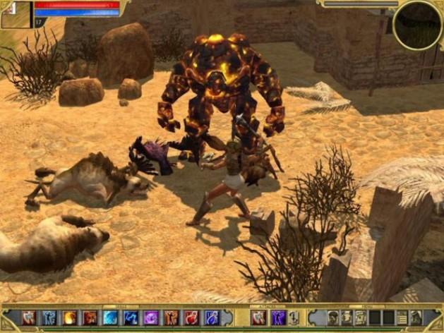 Screenshot 5 - Titan Quest