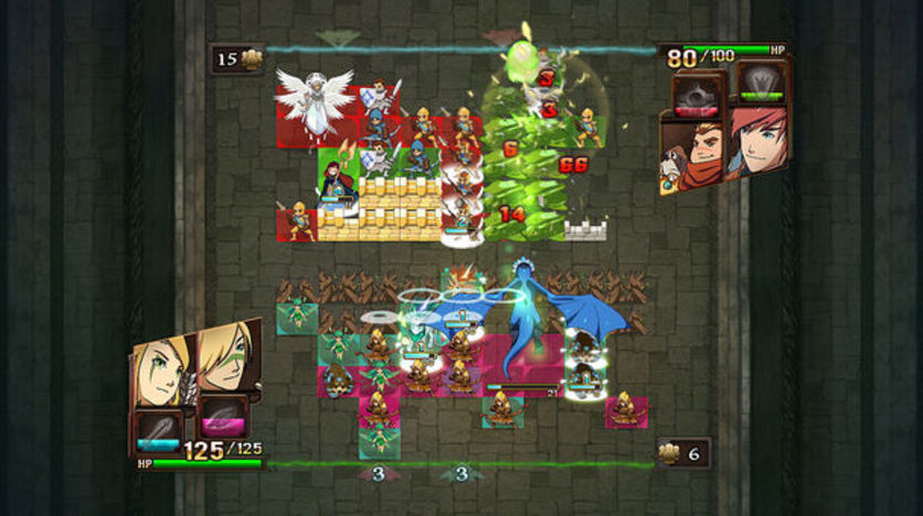Screenshot 8 - Might & Magic: Clash of Heroes