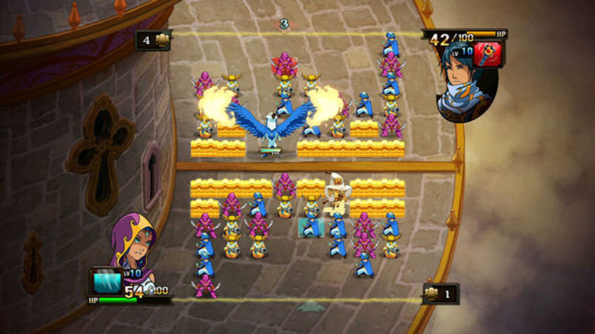 Screenshot 4 - Might & Magic: Clash of Heroes