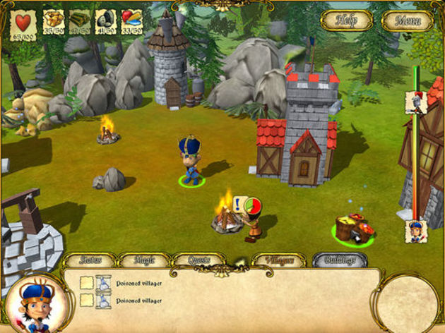 Screenshot 3 - King's Legacy