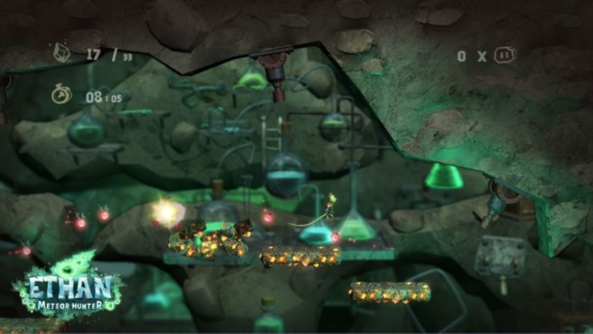 Screenshot 4 - Ethan: Meteor Hunter