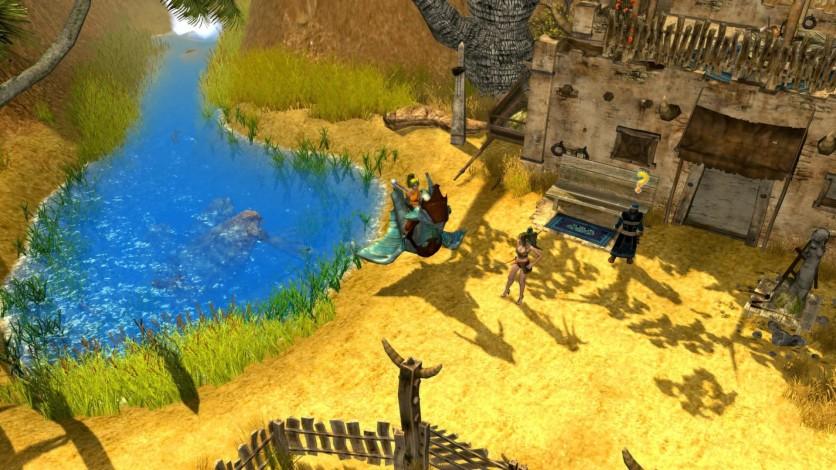 Screenshot 1 - Sacred 2 Gold