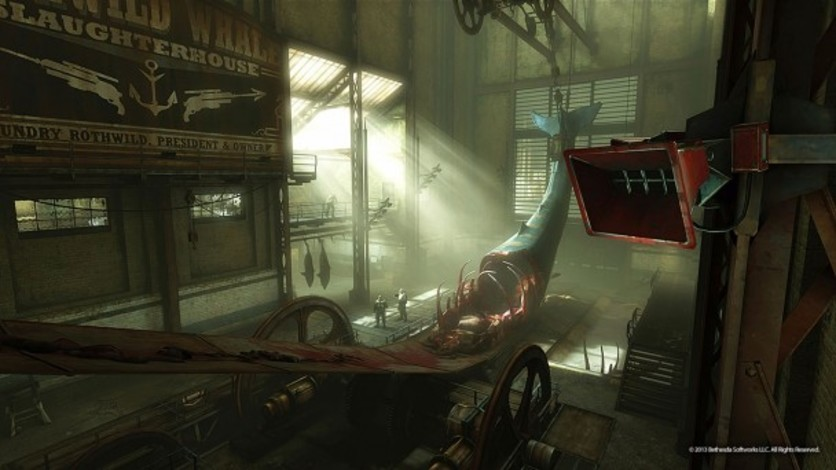Screenshot 2 - Dishonored: The Knife of Dunwall