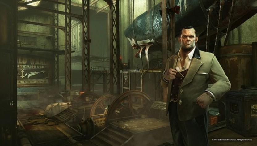 Screenshot 3 - Dishonored: The Knife of Dunwall
