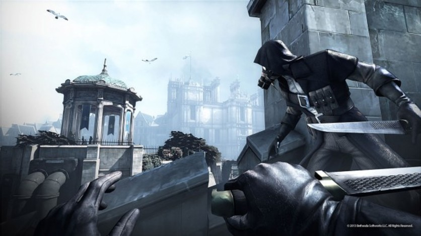 Screenshot 1 - Dishonored: The Knife of Dunwall