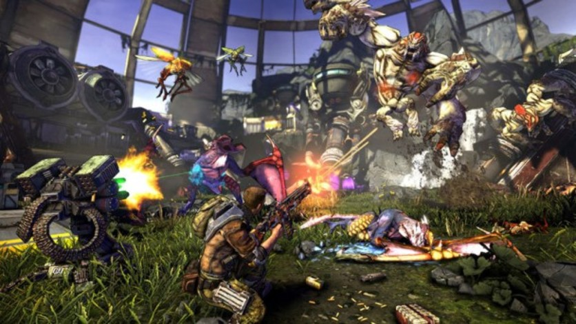 Screenshot 1 - Borderlands 2 Creature Slaughter Dome