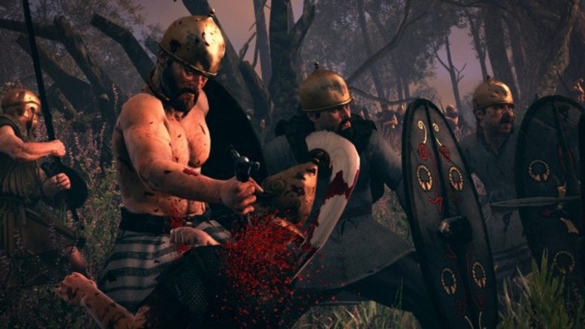 Screenshot 4 - Total War: ROME II - Blood & Gore Pack