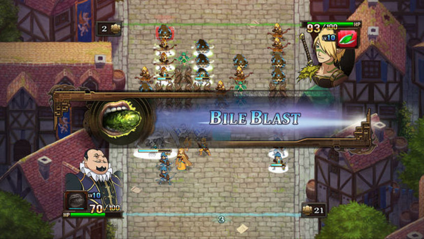 Screenshot 7 - Might & Magic: Clash of Heroes - I Am the Boss