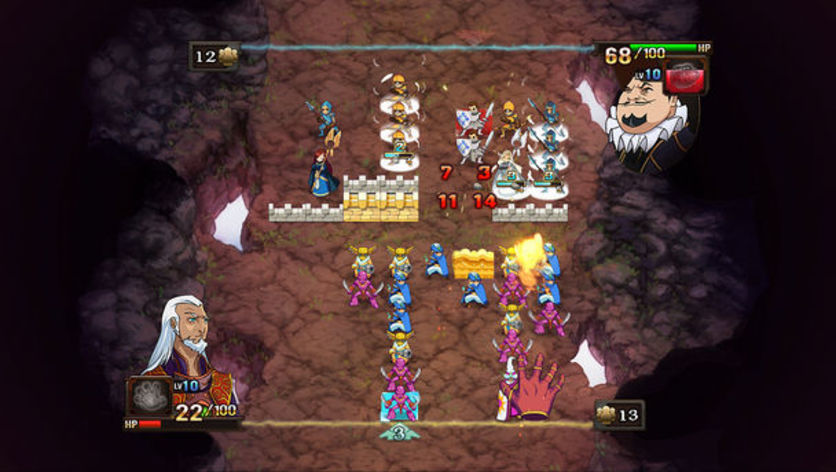 Screenshot 5 - Might & Magic: Clash of Heroes - I Am the Boss