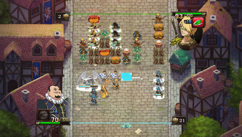 Screenshot 6 - Might & Magic: Clash of Heroes - I Am the Boss