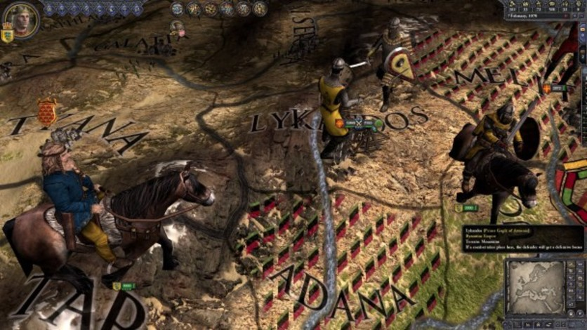Screenshot 4 - Crusader Kings II: Norse Unit Pack