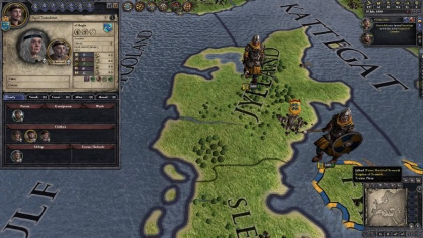 Screenshot 9 - Crusader Kings II: Norse Unit Pack