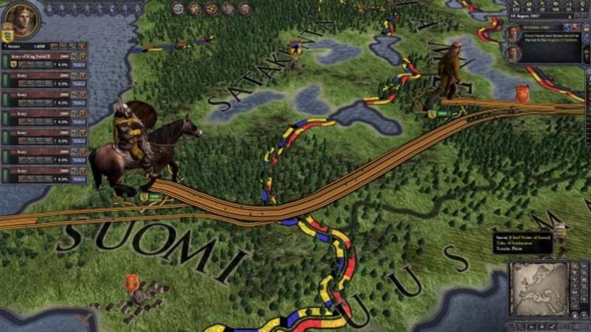 Screenshot 3 - Crusader Kings II: Norse Unit Pack