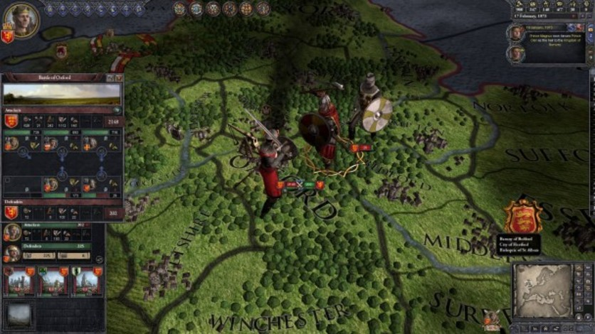 Screenshot 7 - Crusader Kings II: Norse Unit Pack