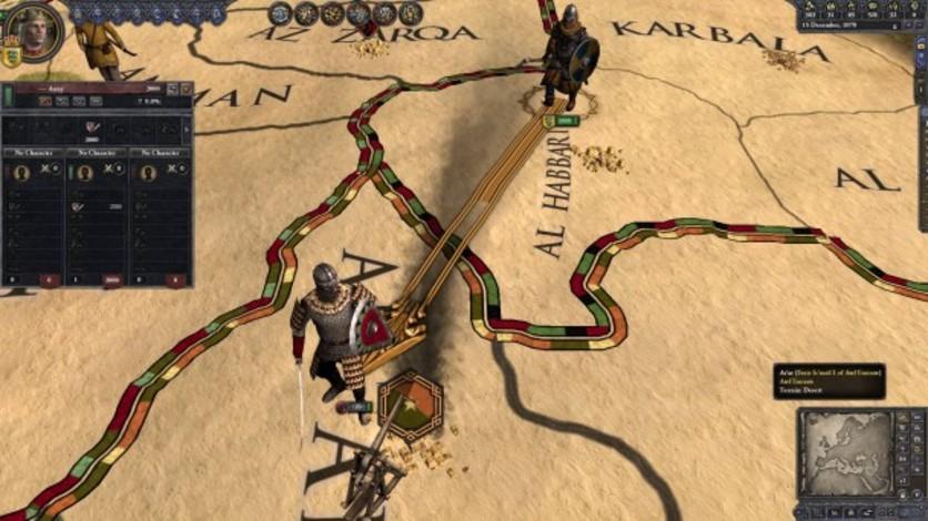 Screenshot 10 - Crusader Kings II: Norse Unit Pack