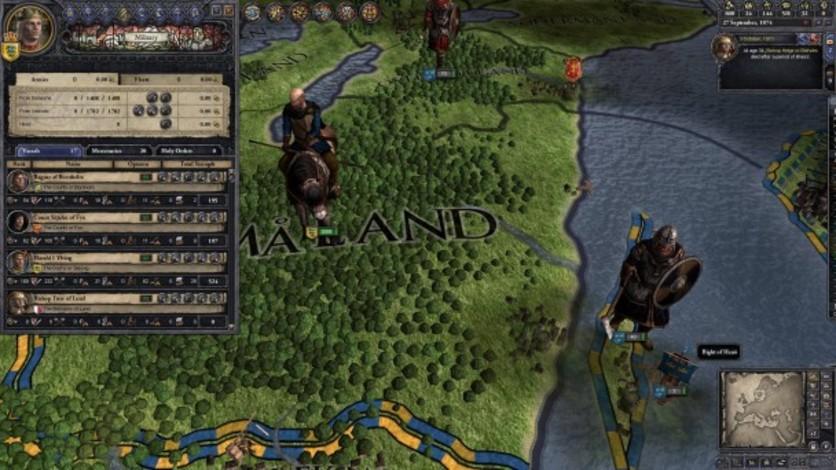 Screenshot 5 - Crusader Kings II: Norse Unit Pack