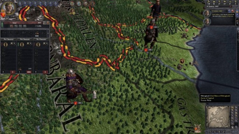 Screenshot 6 - Crusader Kings II: Norse Unit Pack