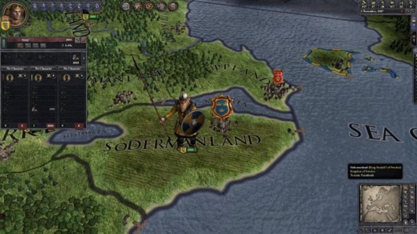 Screenshot 8 - Crusader Kings II: Norse Unit Pack