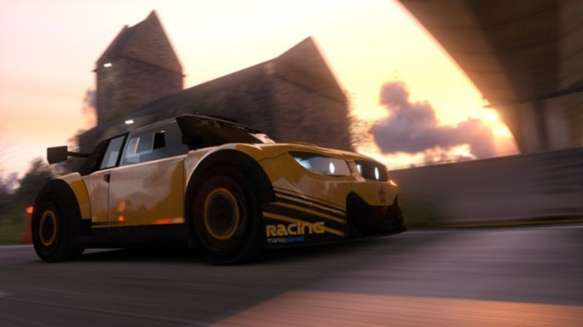 Screenshot 5 - TrackMania² Valley