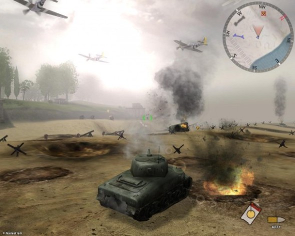 Screenshot 8 - Panzer Elite Action Gold Edition