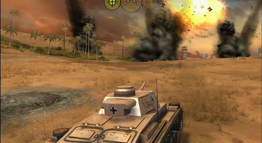 Screenshot 2 - Panzer Elite Action Gold Edition
