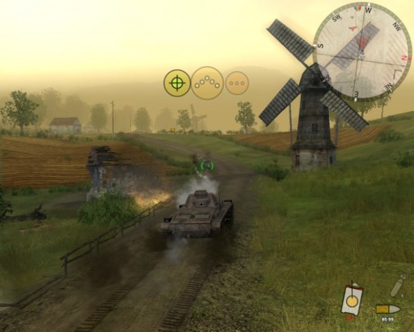 Screenshot 3 - Panzer Elite Action Gold Edition