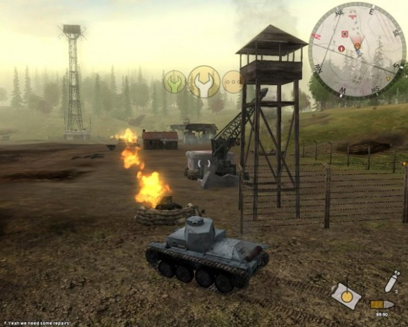 Screenshot 11 - Panzer Elite Action Gold Edition