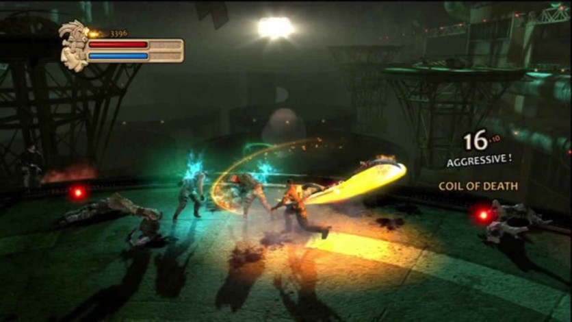 Screenshot 3 - Marlow Briggs and the Mask of Death