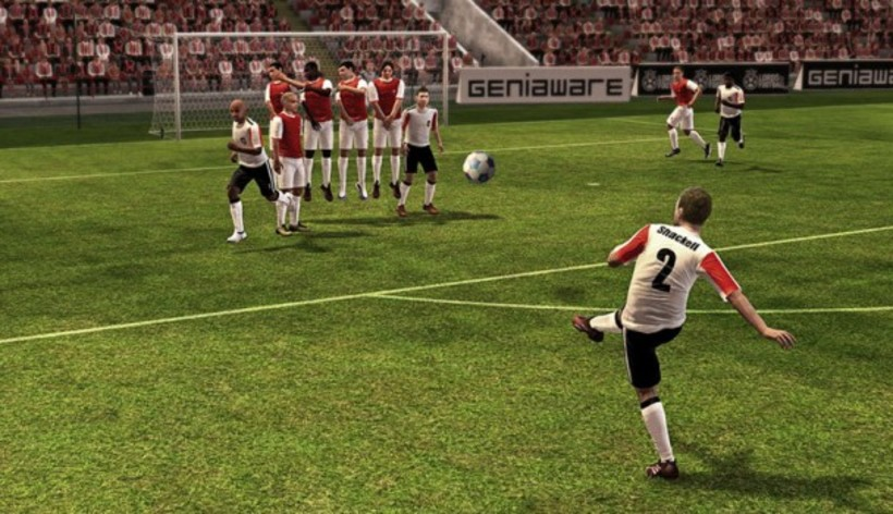 Screenshot 14 - Lords of Football
