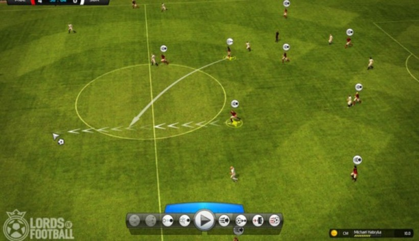 Screenshot 13 - Lords of Football
