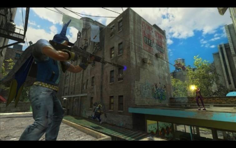 Screenshot 3 - Gotham City Impostors