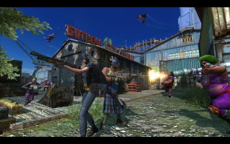 Screenshot 6 - Gotham City Impostors