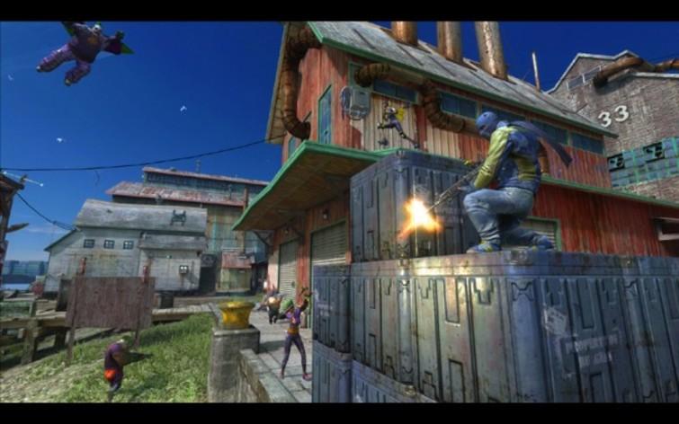 Screenshot 5 - Gotham City Impostors