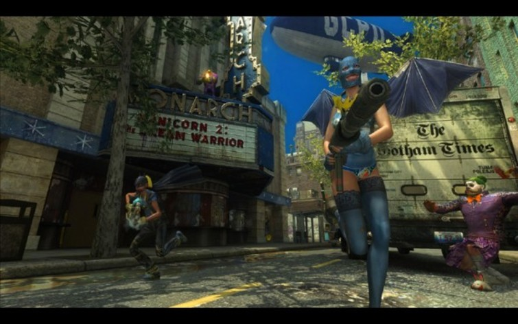 Screenshot 2 - Gotham City Impostors