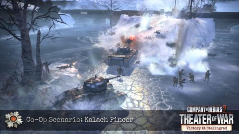 Screenshot 1 - Company of Heroes 2 - Victory at Stalingrad