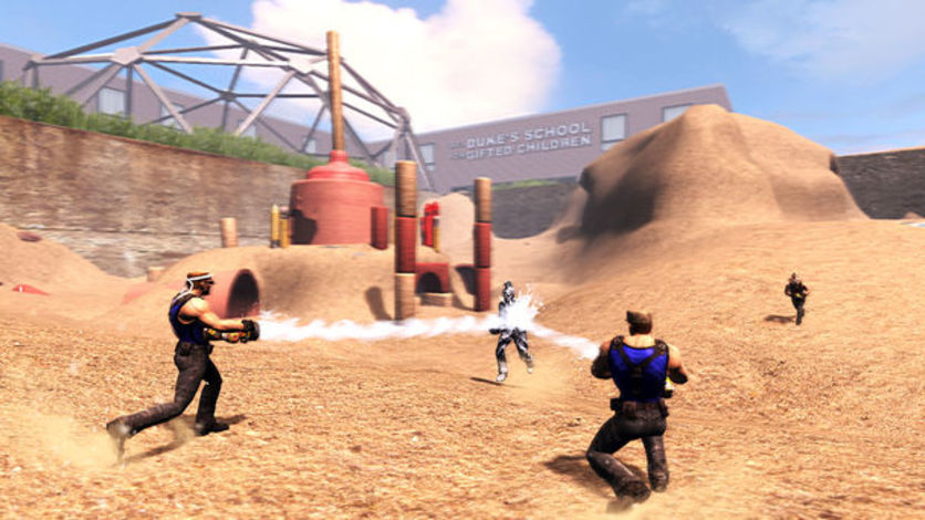 Screenshot 4 - Duke Nukem Forever Hail to the Icons Parody Pack