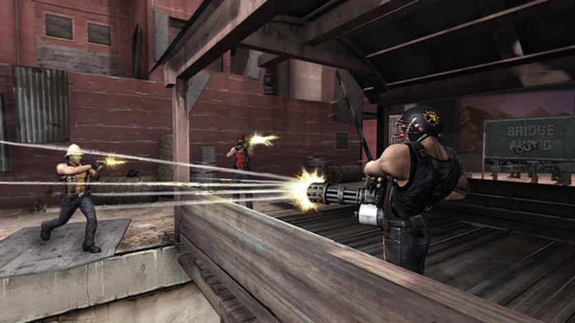 Screenshot 2 - Duke Nukem Forever Hail to the Icons Parody Pack