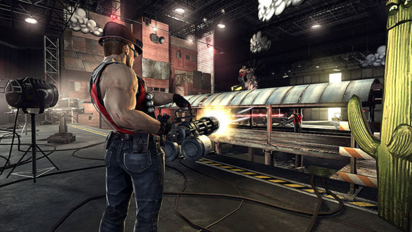 Screenshot 3 - Duke Nukem Forever Hail to the Icons Parody Pack