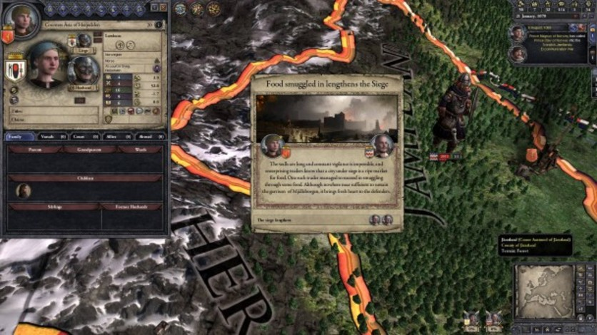 Screenshot 9 - Crusader Kings II: Norse Portraits
