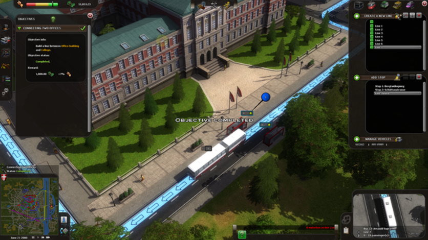Screenshot 3 - Cities in Motion Collection