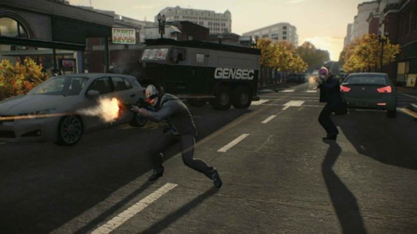 Screenshot 6 - Payday 2 - The Armored Transport