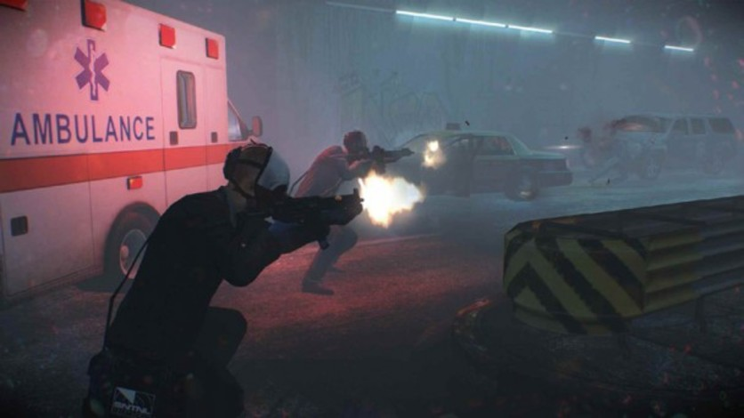 Screenshot 7 - Payday 2 - The Armored Transport