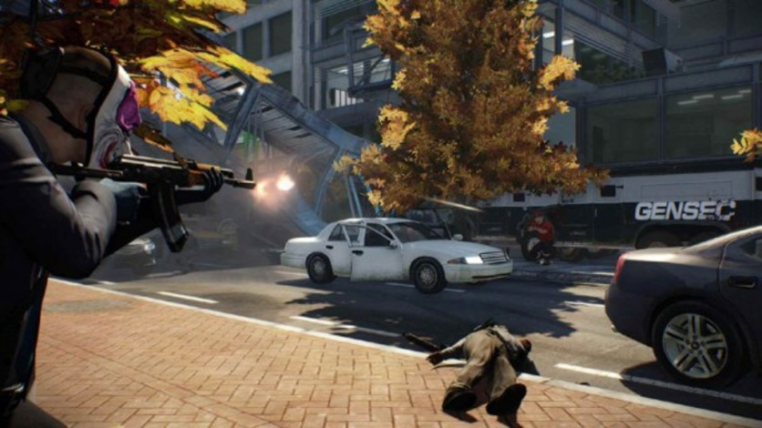 Screenshot 3 - Payday 2 - The Armored Transport