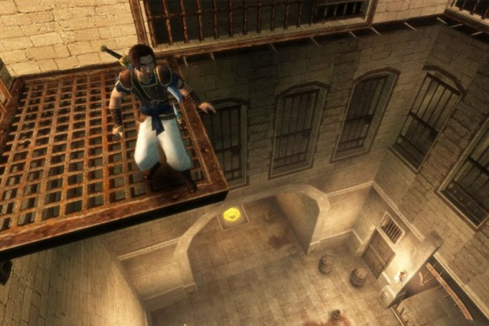 Screenshot 1 - Prince of Persia: The Sands of Time